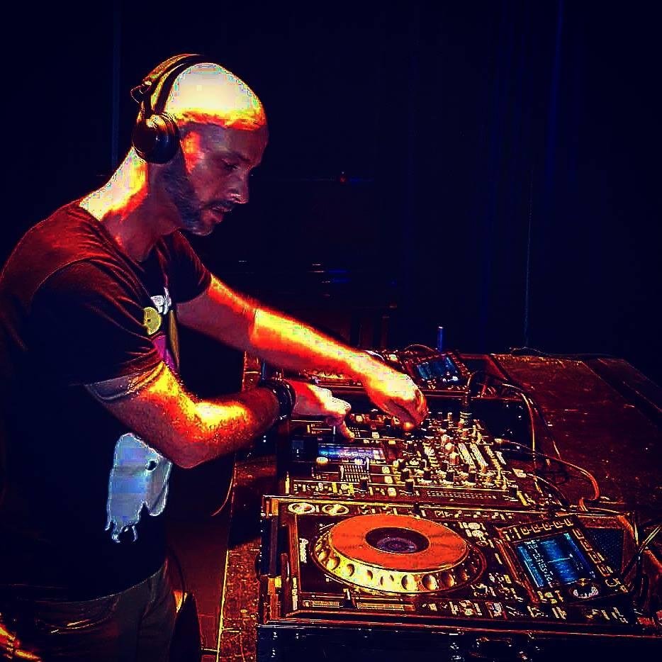 DJ Rick de Jong