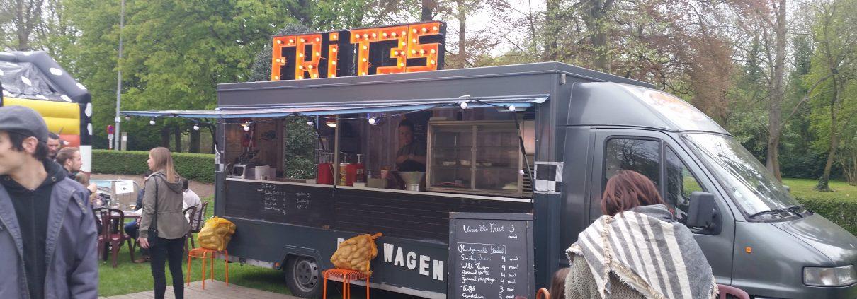 Rays Wagen - Foodtruck