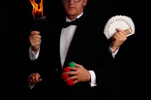 Mister Magic - Goochelaar